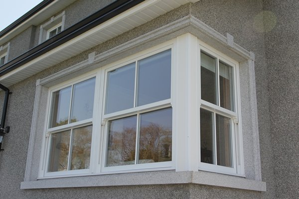 Timber Sash Windows project in Clontarf